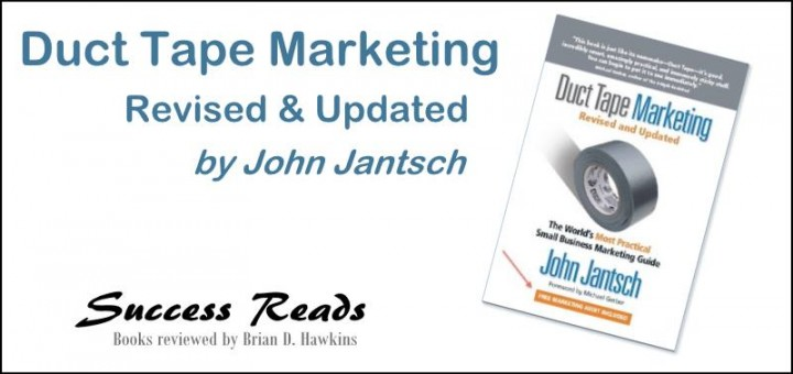 Duct Tape Marketing book cover