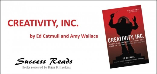 Creativity Inc. book review
